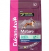 EUKANUBA Mature Small&Medium Breed